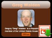 Greg Walden's quote