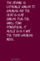 Gremlins quote #2