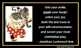 Grin quote #2
