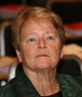 Gro Harlem Brundtland profile photo