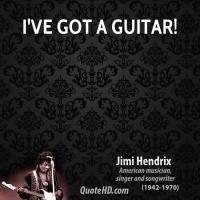 Guitarist quote #4