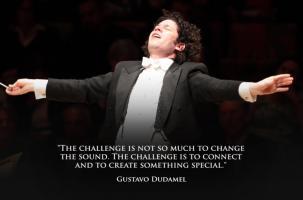 Gustavo Dudamel's quote