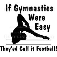 Gymnast quote #1