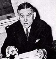 H. L. Mencken profile photo