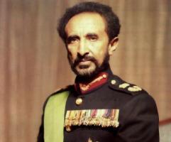 Haile Selassie profile photo
