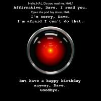 Hal quote #2