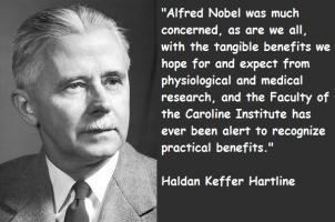 Haldan Keffer Hartline's quote #2