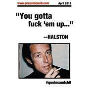 Halston's quote #1