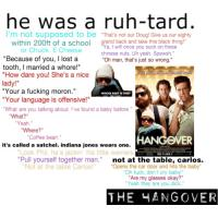 Hangover quote #2