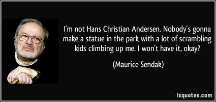 Hans Christian Andersen's quote #4