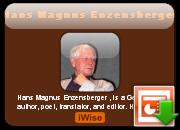 Hans Magnus Enzensberger's quote #1