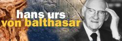 Hans Urs von Balthasar's quote
