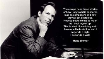 Hans Zimmer's quote #4