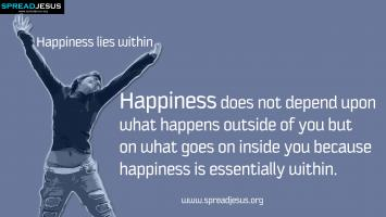 Happiness Lies quote #2