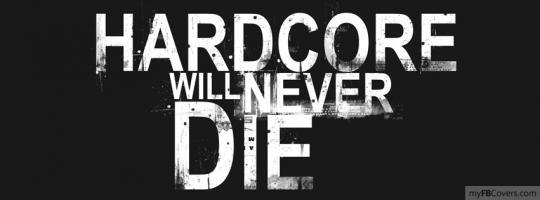 Hardcore quote #3