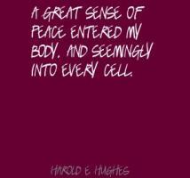 Harold E. Hughes's quote