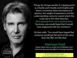 Harrison Ford quote #2