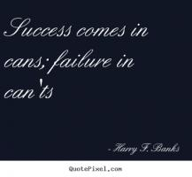Harry Banks's quote