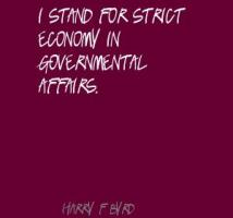 Harry F. Byrd's quote #1