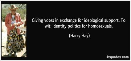 Harry Hay's quote