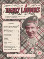 Harry Lauder profile photo