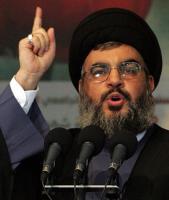 Hassan Nasrallah's quote