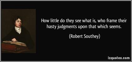 Hasty quote #1