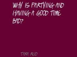 Having A Good Time quote #2