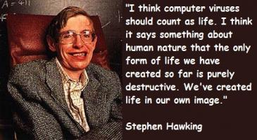 Hawking quote #1