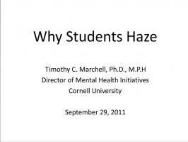 Haze quote #2