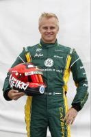 Heikki Kovalainen's quote