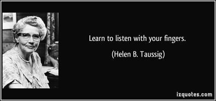 Helen B. Taussig's quote #1