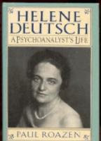 Helene Deutsch's quote #1