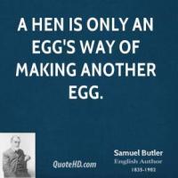 Hen quote #1