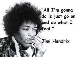 Hendrix quote #3