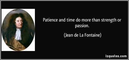 Henri La Fontaine's quote