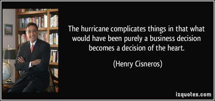 Henry Cisneros's quote
