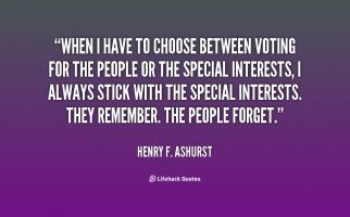 Henry F. Ashurst's quote #1