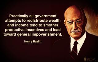 Henry Hazlitt's quote #2