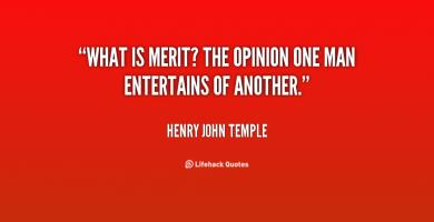 Henry John Temple's quote #1