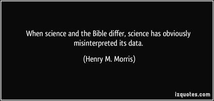 Henry M. Morris's quote