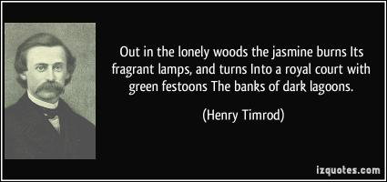 Henry Timrod's quote #1