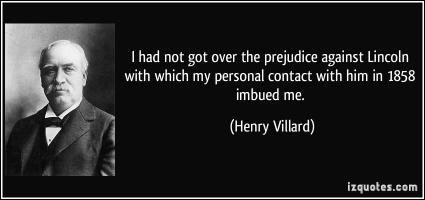 Henry Villard's quote #5