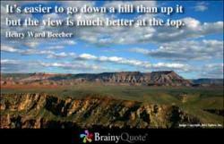 Henry Ward Beecher's quote
