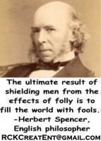 Herbert Spencer's quote