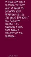 Herbicides quote #2