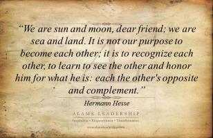Herman Hesse's quote