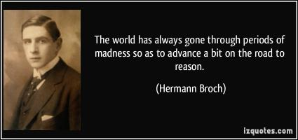 Hermann Broch's quote