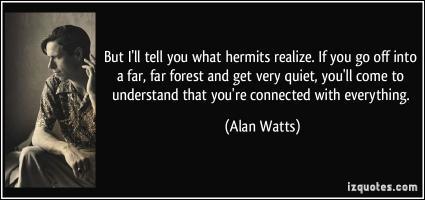 Hermits quote #2