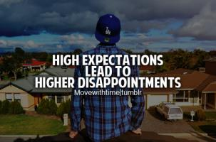 High Expectations quote #2